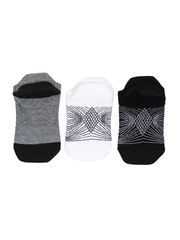 Nike Women Set of 3 Cushioned Dri-FIT Ankle-Length Socks