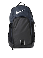 Nike Unisex Black & Navy Alph Adpt Backpack