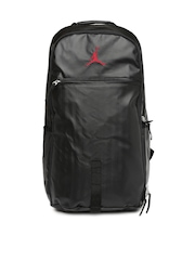 Nike Unisex Black Jordan Jumpman Backpack