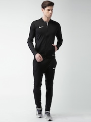 Nike Black Polyester Tracksuit