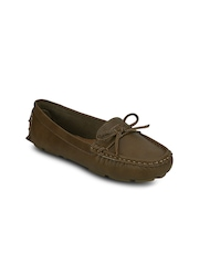 Kielz Women Brown Loafers