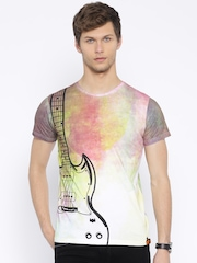 MTV Multicoloured Printed T-shirt