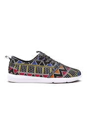 TOMS Men Multicoloured Tribal Print Casual Shoes
