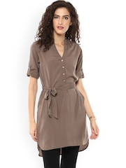Magnetic Designs Brown Tunic