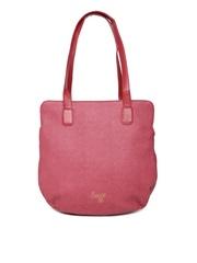 Baggit Red Patterned Shoulder Bag