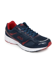 FILA Men Navy LITE RUNNER PLUS 4 Running Shoes