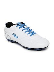 FILA Men White Malvalio 2 Football Shoes