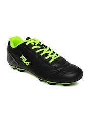 FILA Men Black Malvalio 2 Football Shoes