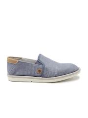 Timberland Men Blue Slip-Ons