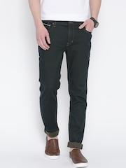 Lee Navy Bruce Skinny Fit Jeans