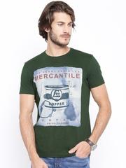Lee Green Printed T-shirt