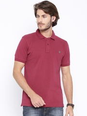 Lee Magenta Polo T-shirt