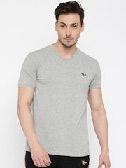 FILA Grey Melange Cove T-shirt