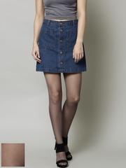 Marks & Spencer Grey Sheer Stockings