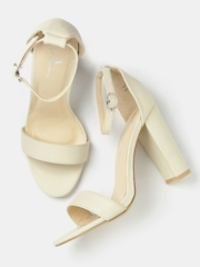Mast & Harbour Women Beige Heels