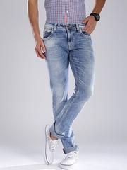 Lawman pg3 Men Blue Slim Fit Jeans