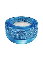 SWAROVSKI Capri Blue Shimmer Tea Light