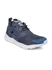 Reebok Men Navy FURYLITE SP Sneakers