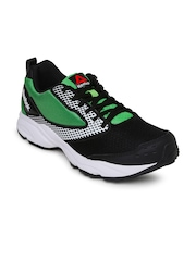 Reebok Men Green & Black ZEST Running Shoes