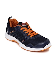 Reebok Men Navy ROAD RUSH Running Shoes