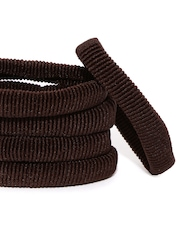 Accessorize Brown Set of 5 Hairbands