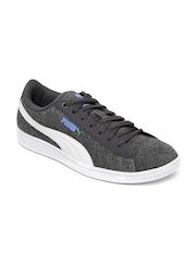 PUMA Women Grey Modern Soleil Jersey Sneakers
