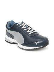 PUMA Men Navy Roadstar XT II DP Training Shoes