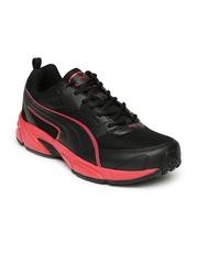 PUMA Men Black Atom III DP Running Shoes