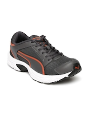 PUMA Men Grey Splendor DP Running Shoes
