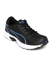 PUMA Men Black Splendor DP Running Shoes