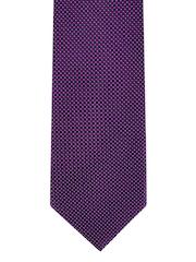 Park Avenue Purple Patterned Tie