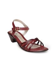Lavie Women Maroon Heels