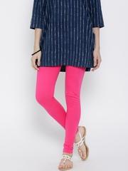 Aurelia Pink Churidar Leggings