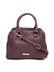 Caprese Burgundy Darla Handbag