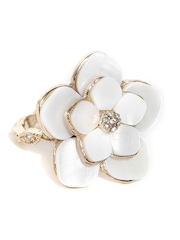 Accesorize Off-White Ring