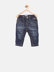 mothercare Boys Blue Washed Jeans