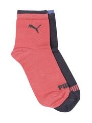PUMA Women Set of 2 Above Ankle-Length Socks