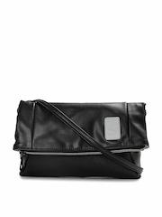 PUMA Black Sling Bag