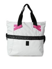 PUMA Off-White Tote Bag
