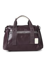 PUMA Burgundy Handbag