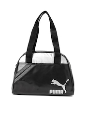 PUMA Black Archive Handbag