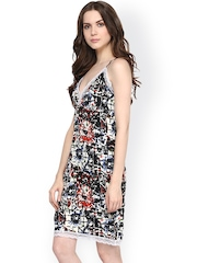 Athena Multicoloured Floral Print Baby-Doll ANG-288
