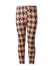 Naughty Ninos Girls Pack of 2 Printed Ankle-Length Leggings