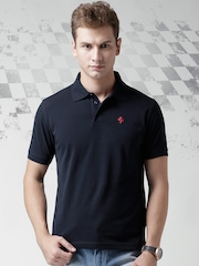 Ferrari Navy Classic with PR Horse Polo T-shirt