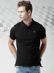 Ferrari Black Classic with P.R. Horse Polo T-shirt