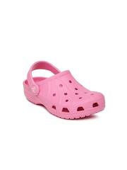 Crocs Unisex Pink Clogs