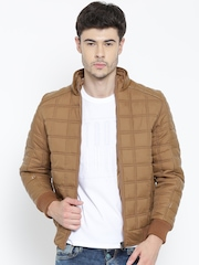 Fort Collins Brown Quilted Jacket