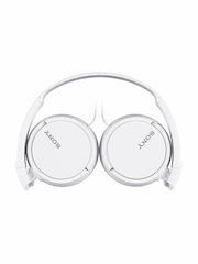Sony White Headphones without Mic