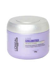 L'Oreal Professionnel Unisex Serie Expert Liss Unlimited Smoothing Masque