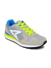 Power Men Grey Stride Training Shoes